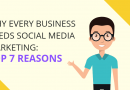 Why Every Business Needs Social Media Marketing: Top 7 Reasons