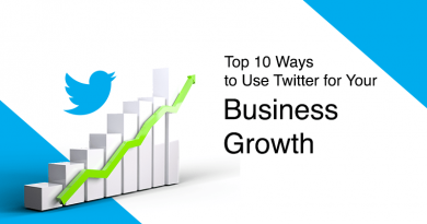Top 10 Ways to Use Twitter for Your Business Growth