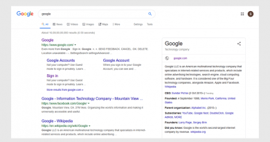 How to Make Use of Google Search Engine Results Page for Your Business?