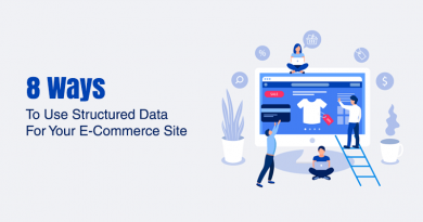 8 Ways To Use Structured Data For Your E-Commerce Site